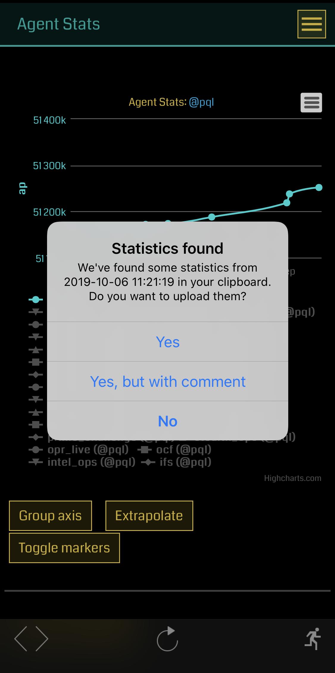 Agentstats agent stats - manual